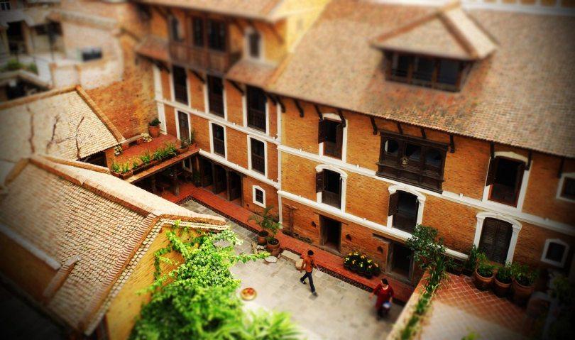 فندق The Inn Patan