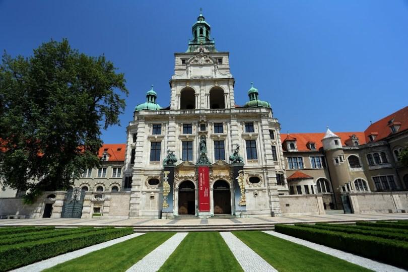 متحف بافاريا القومى