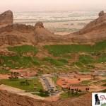 معالم جذب السياحة في مدينة العين بإمارة أبو ظبي