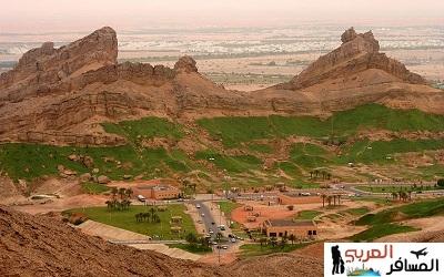 مدينة العين ابو ظبى