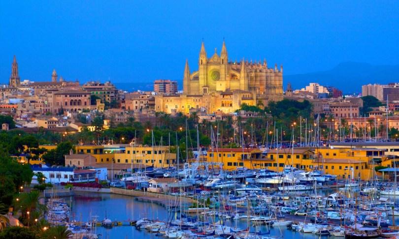 مدن اسبانيا