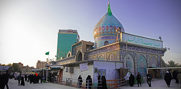 مقام الإمام المهدي