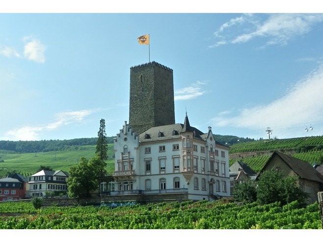 قلعة بوسينبيرغ