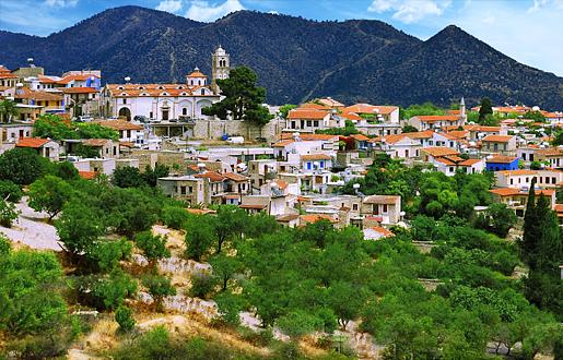 Cyprus Villages in Larnaca