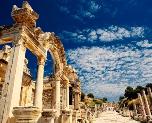 الاماكن السياحية في تركيا