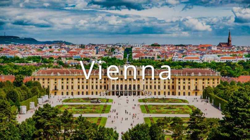عاصمة النمسا