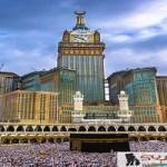 انشاء فندق حسن الجوار ذات السبع نجوم بجانب الحرم المكي