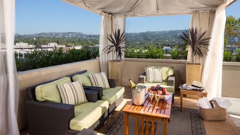 فندق L'Ermitage Beverly Hills
