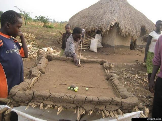 الانشطة اثناء السياحة في افريقيا