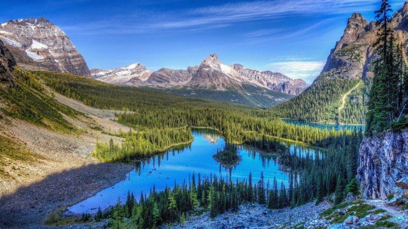 جبال روكى