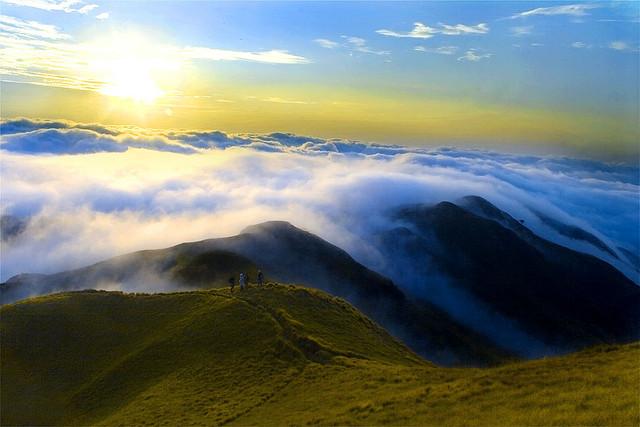 جبل Pulag