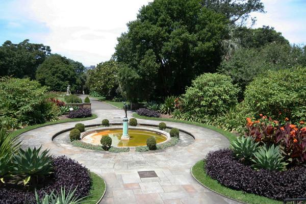 حدائق رويال بوتانك
