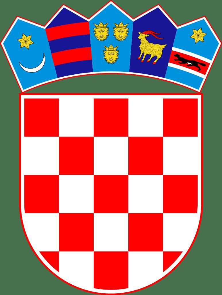 شعار كرواتيا