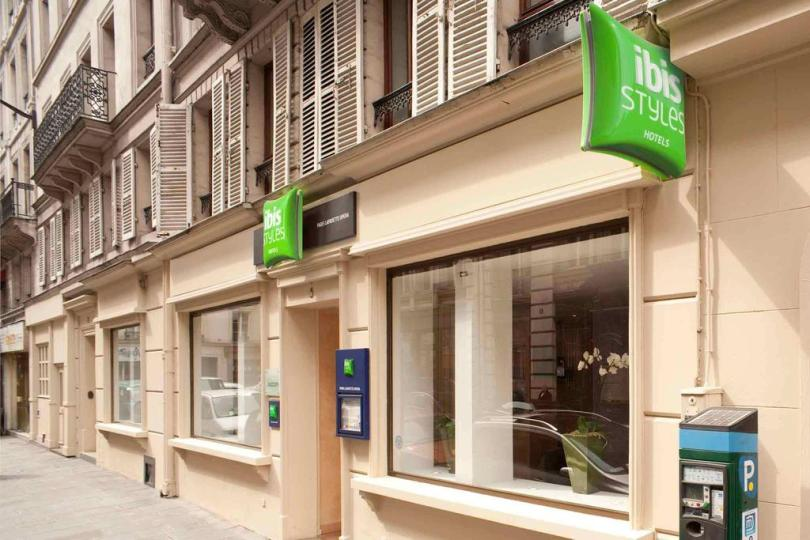 فندق إيبيس ستايلز باريس لافايت أوبرا