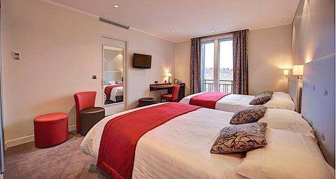 فندق دو ميدي باريس مونبارناس
