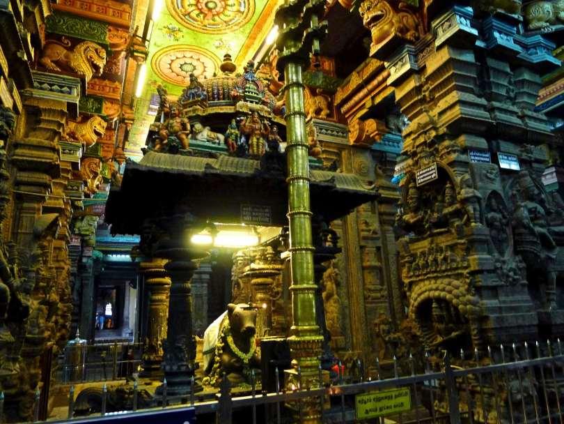 معبد Meenakshi