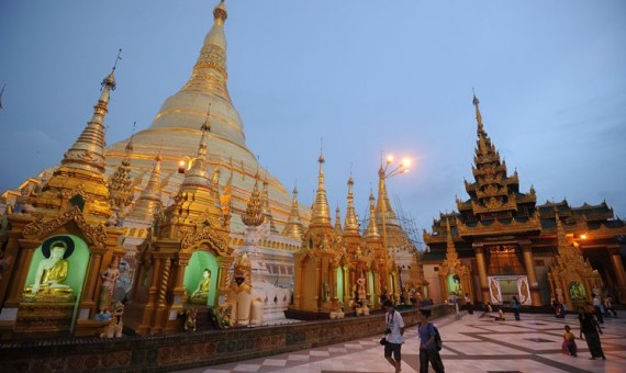 يانغون ميانمار