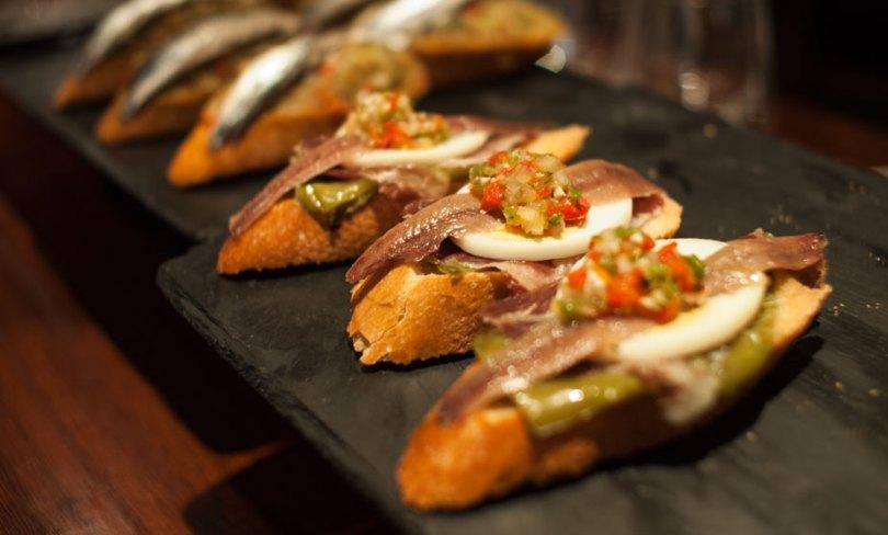 وجبات مدينة سان سيباستيان
