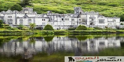 السفر الى ايرلندا