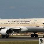 تطوير أنظمة الاتصالات وتحديث محتوى الترفيه الجوي على متن طائرات السعودية