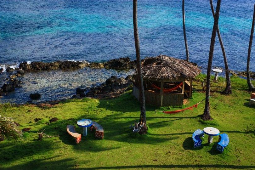 جزر الكورن في الكاريبي