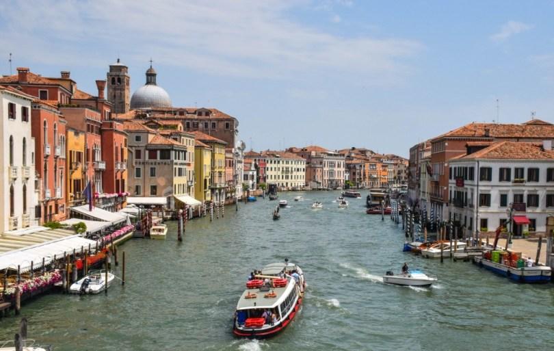 البندقية فى إيطاليا