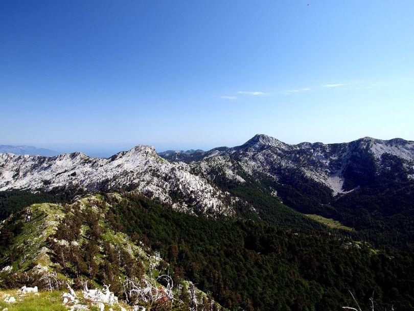 الريف الألبانى