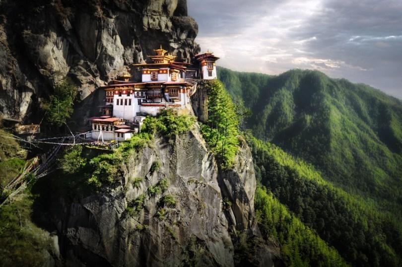 معبد Paro Taktsang