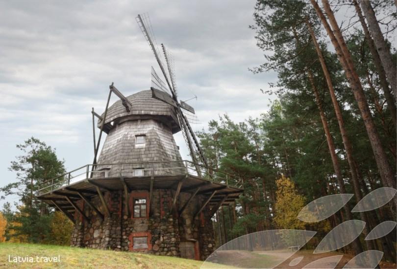 Latvian ethnographic open air