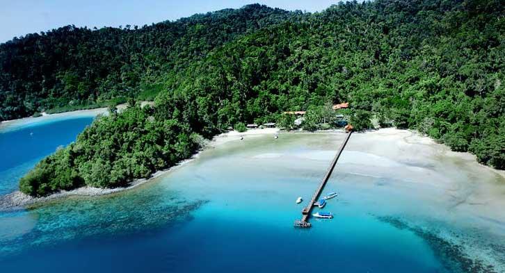 جزر جايا و سابى