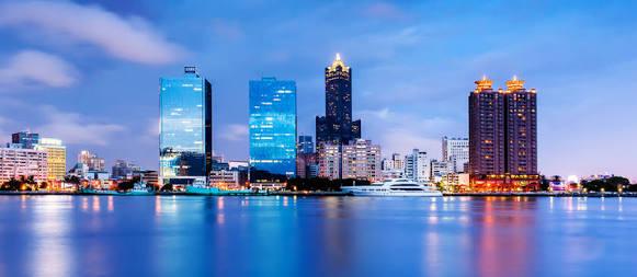مدينة كاوهسيونغ