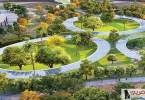 حديقة عامة في إمارة دبي