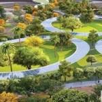 إطلاق مشروع أكبر حديقة عامة في إمارة دبي في الامارات