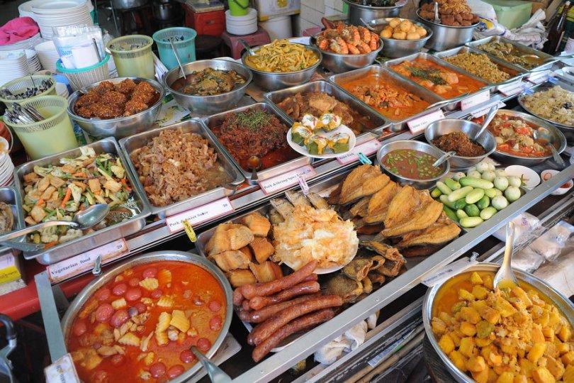 اختيار طعامك