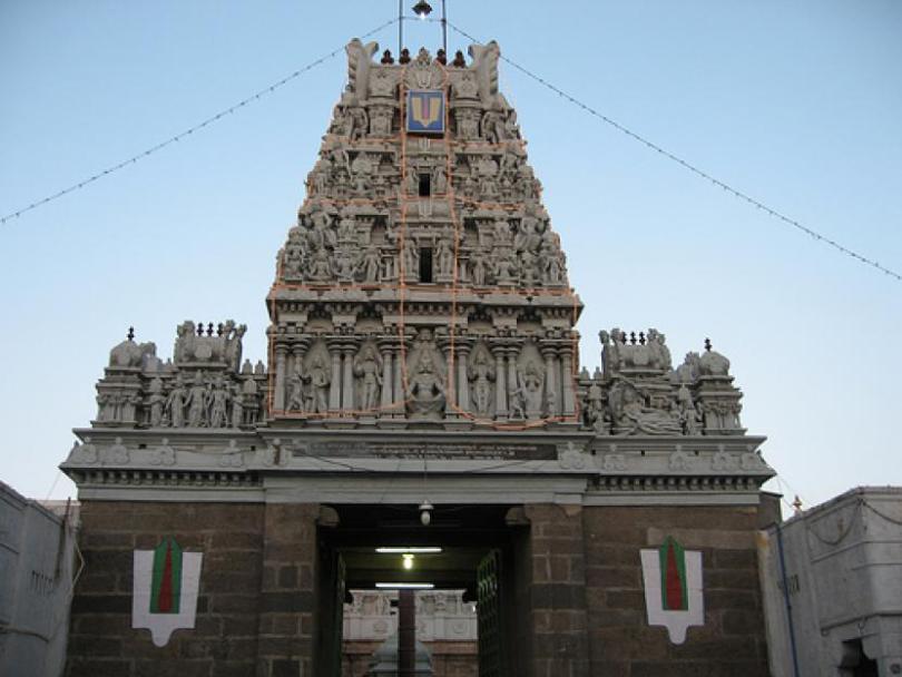 معبد بارثاساراثي