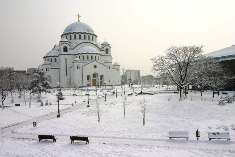 بلغراد صربيا