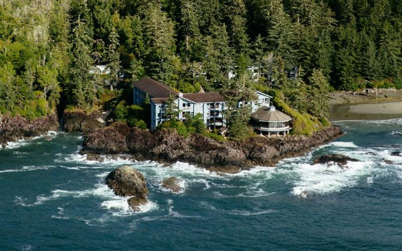 فندق Wickaninnish Inn