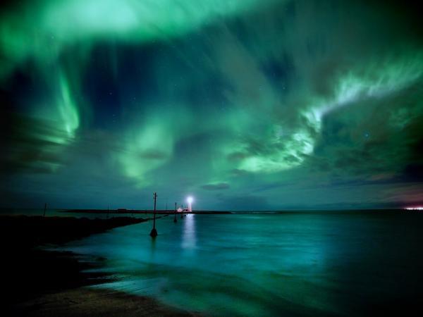 الأضواء الشمالية