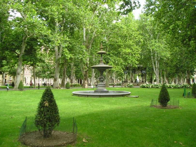 حديقة Zrinjevac