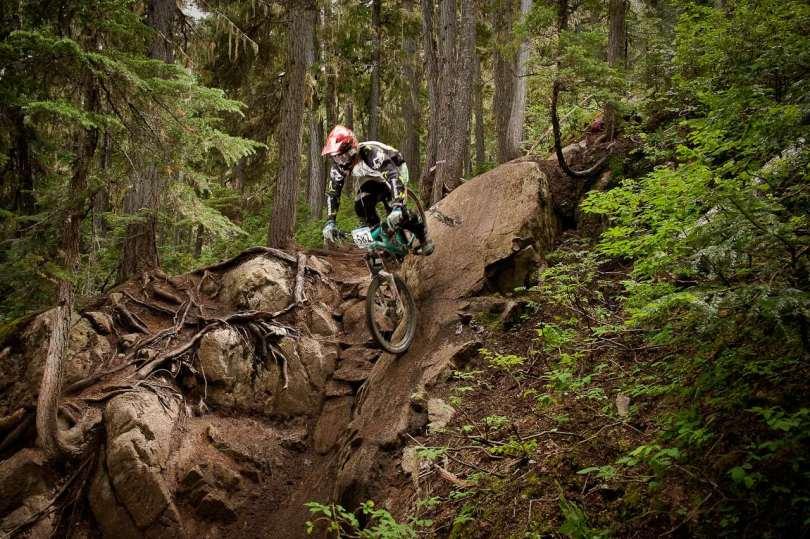 ركوب الدراجات الجبلية
