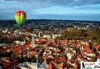 فيلنيوس عاصمة ليتوانيا
