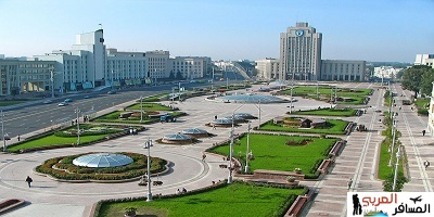 مينسك بيلاروسيا