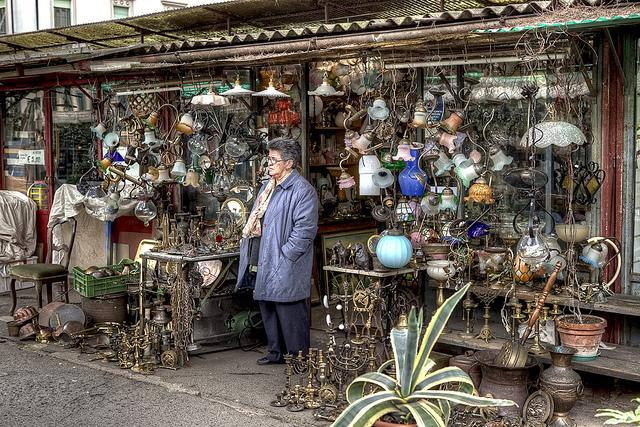 سوق Mercato Delle Pulci