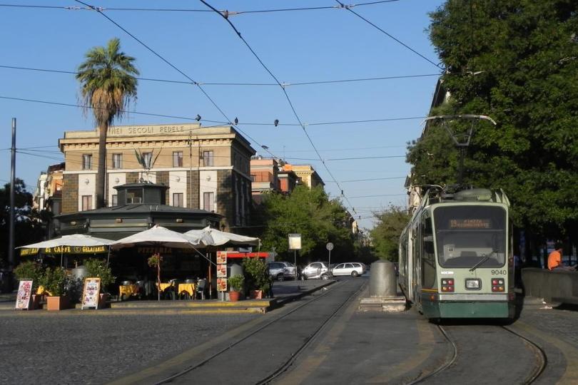 MyPad In Rome