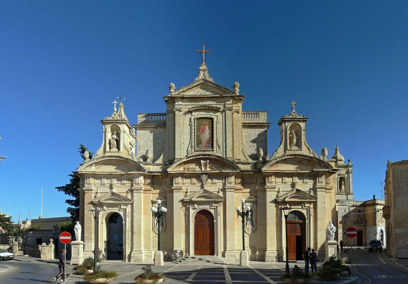 St. Paul's Church and Grotto (Rabat)