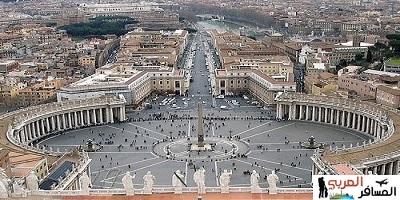 السياحية في الفاتيكان