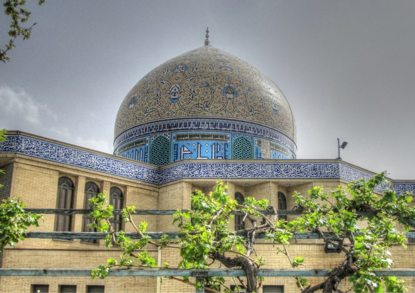 المسجد الايرانى