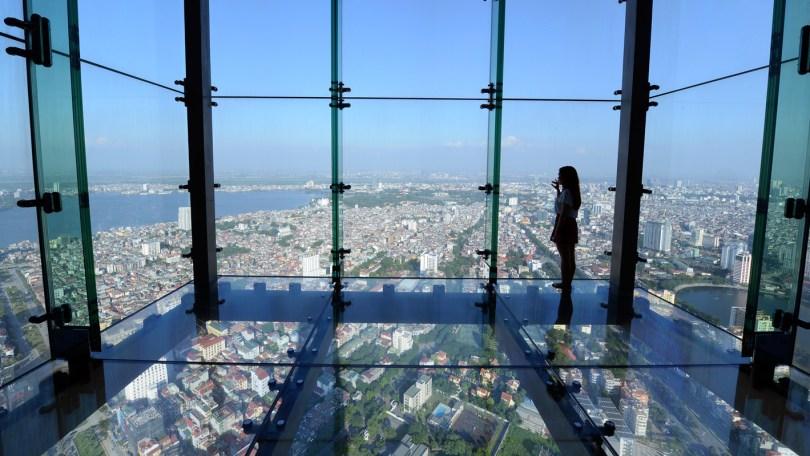 برج Lotte للمراقبة