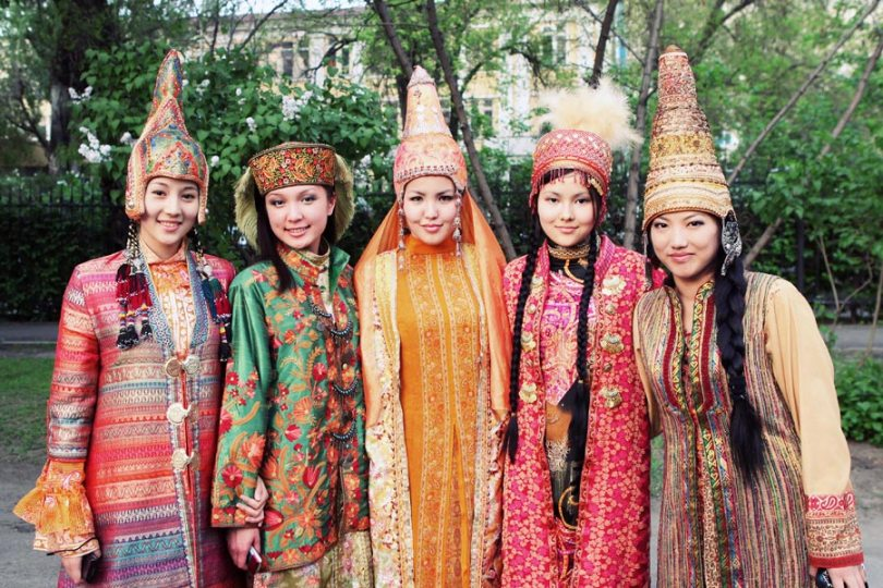 ثقافة كازاخستان
