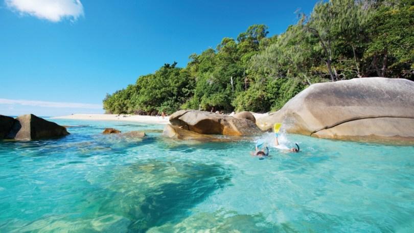 جزر تيوى